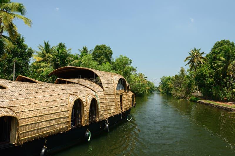 Kerala stan w India obraz royalty free