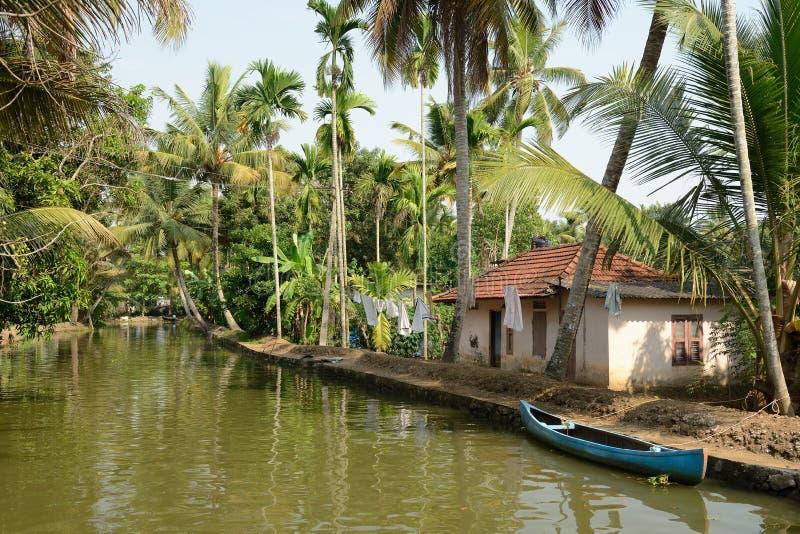 Kerala state in India stock image
