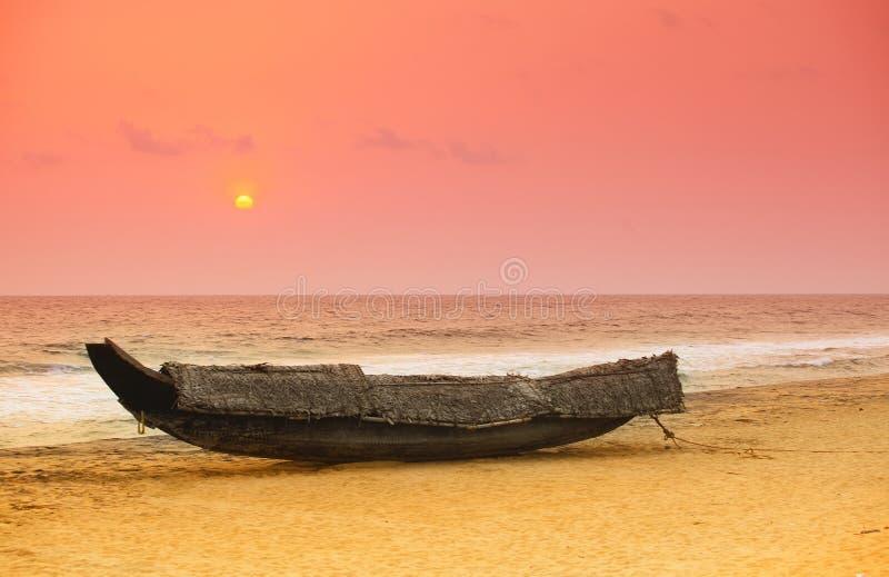 Kerala Sunset Stock Photos