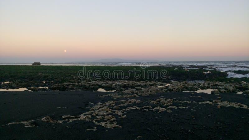 Keramas plaża fotografia royalty free