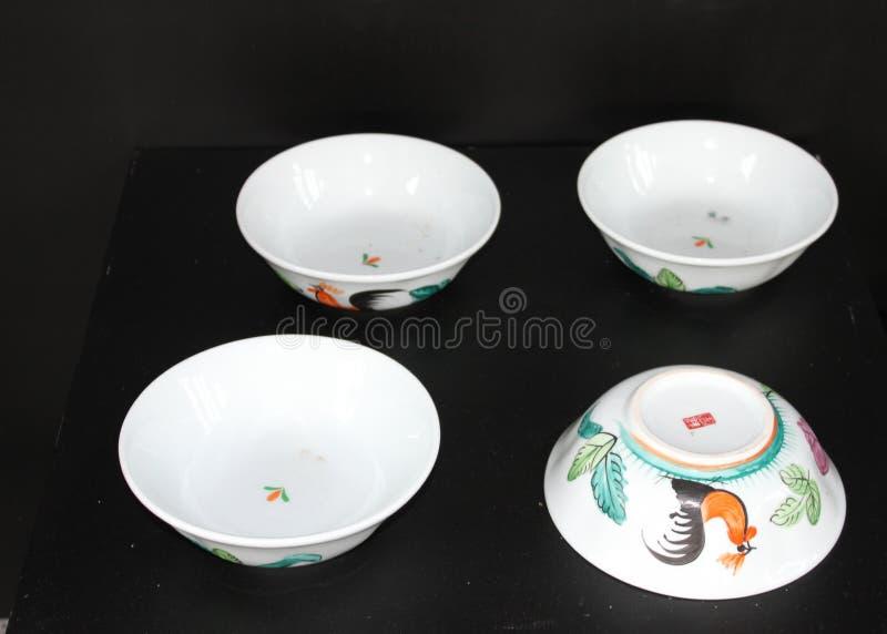 Keramik av Thailand arkivfoto