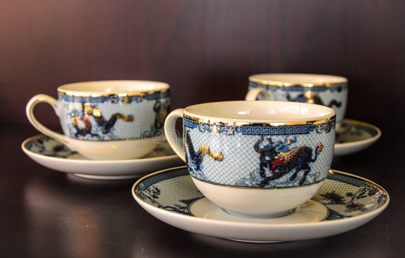 Keramik Vietnam fotografering för bildbyråer