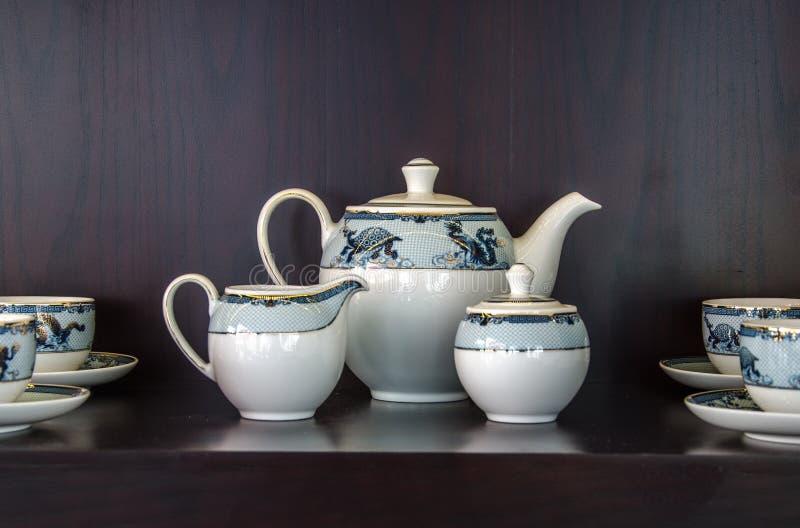 Keramik Vietnam arkivfoton