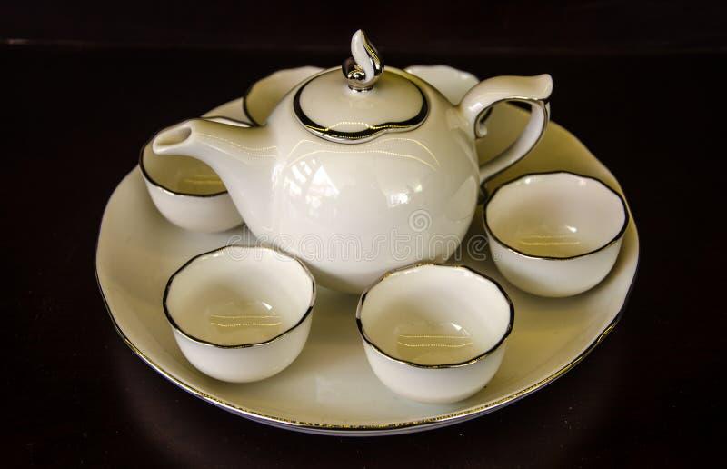 Keramik Vietnam arkivfoto