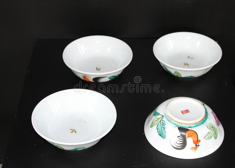 Keramik von Thailand stockfoto