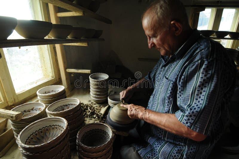 keramiker fotografering för bildbyråer