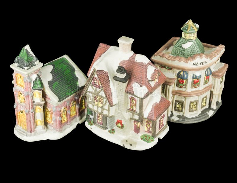 Keramikgebäude lizenzfreies stockfoto