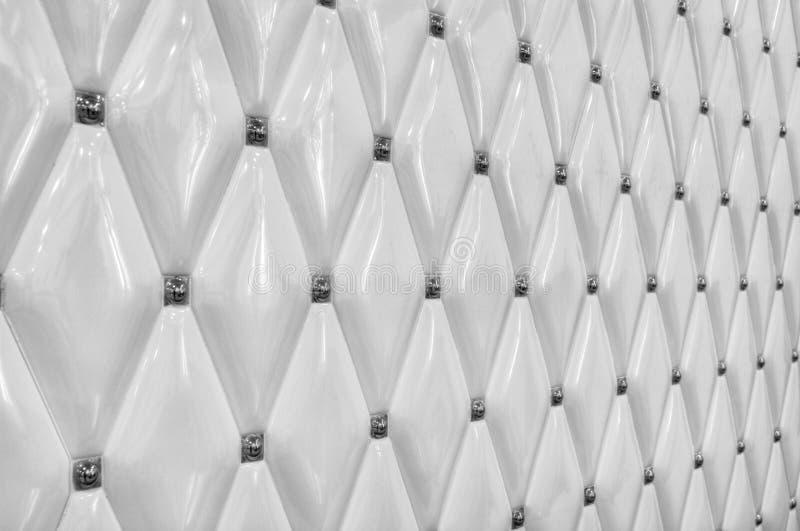 Keramikziegelwandbeschaffenheit stockfotografie