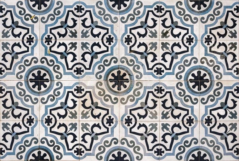 Keramische Fußbodenfliesen lizenzfreie stockfotos
