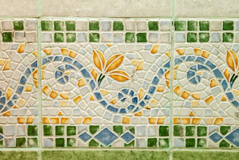 Keramische tegels stock afbeeldingen
