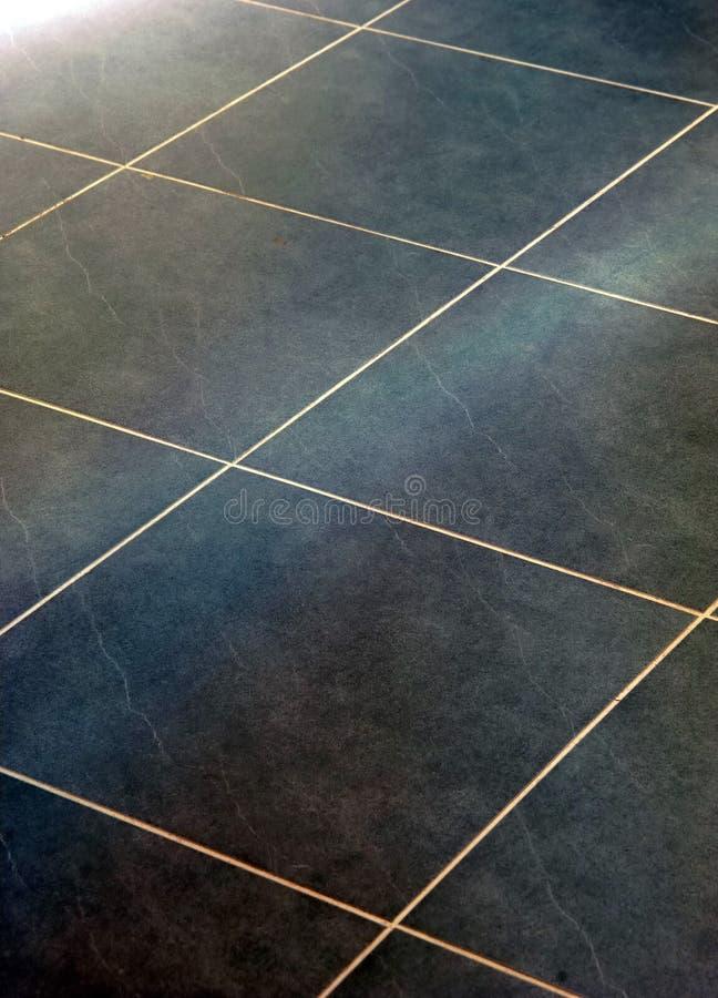 Keramischer Fußboden stockfotografie