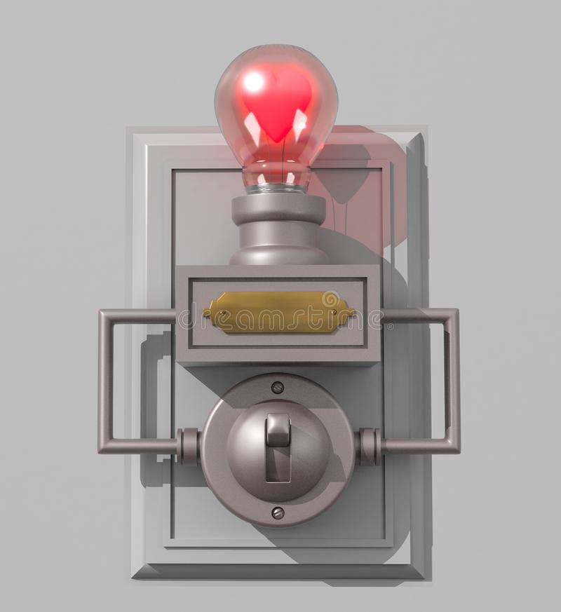 Ungewöhnlich Rückseite Eines Lichtschalters Galerie - Elektrische ...
