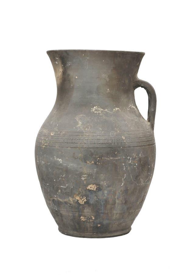 Keramischer Vase stockbild