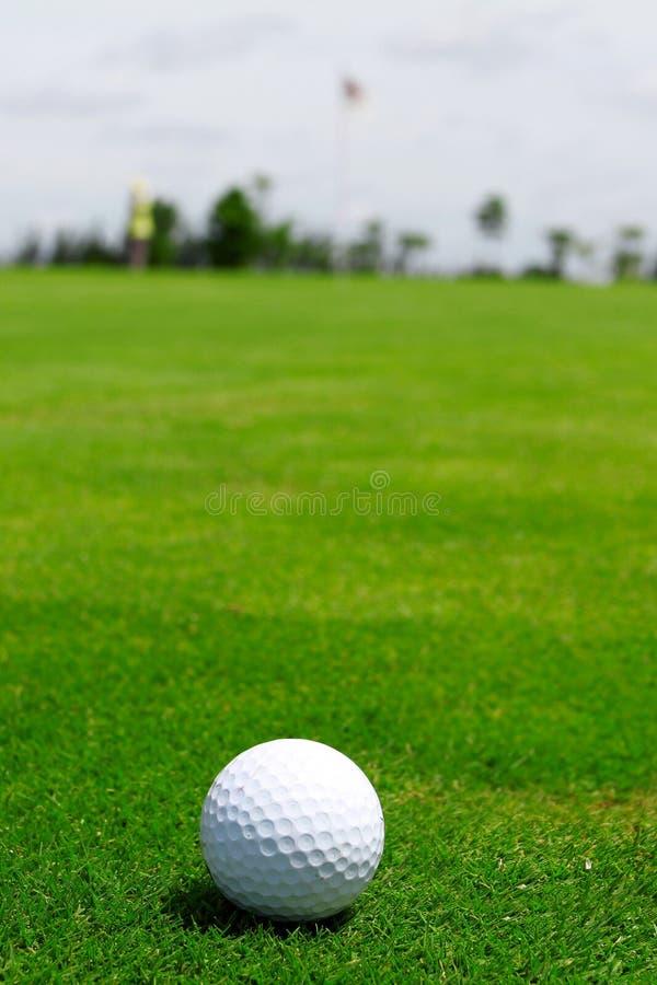 keramisk golf för boll royaltyfri bild