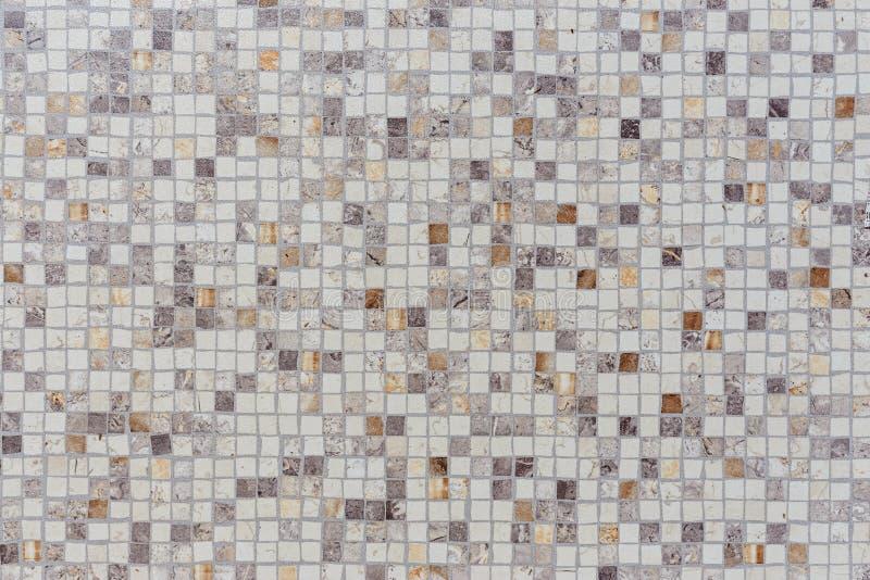 Keramisk mosaikbakgrund arkivbild