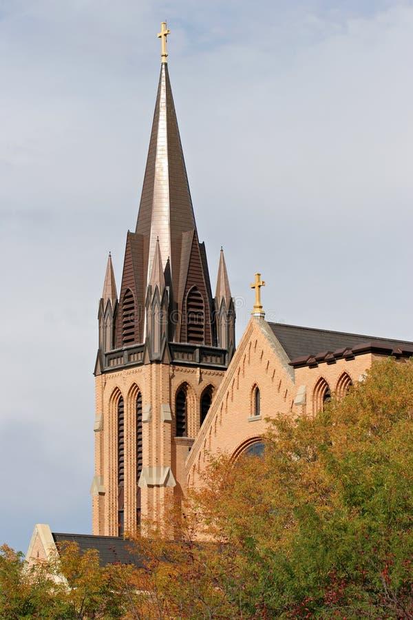 Download Kerk stock foto. Afbeelding bestaande uit verticaal, toewijding - 279290