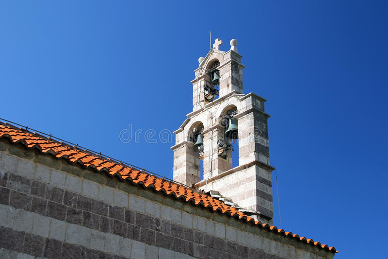 Kerk stock fotografie