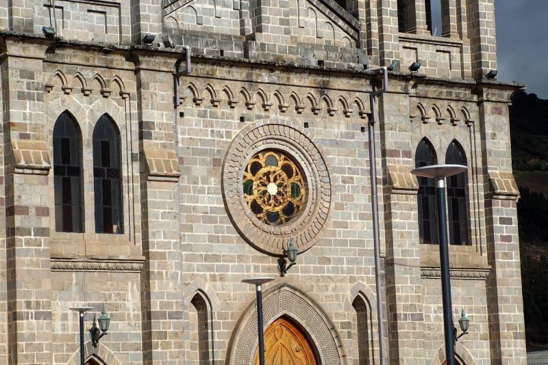 Kerk in de Engel van Gr royalty-vrije stock foto's