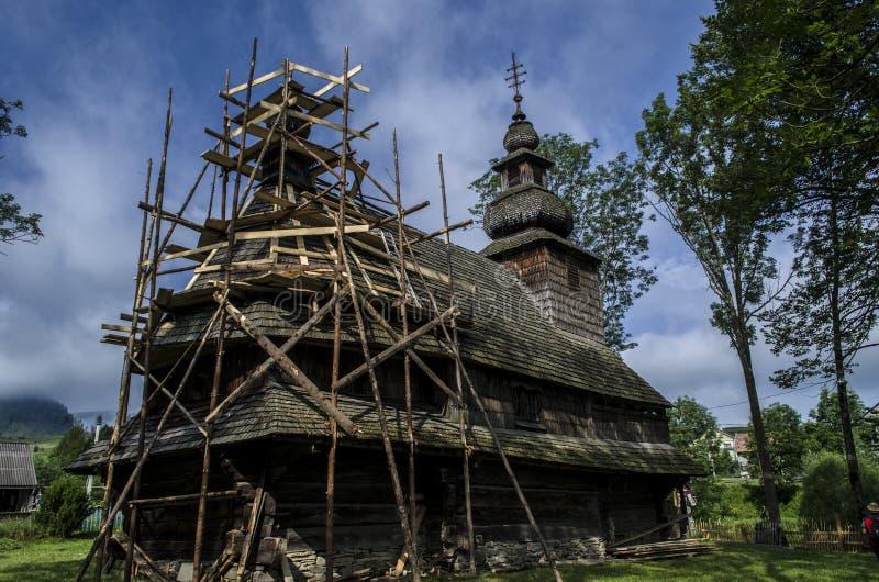 Kerk de Oekraïne royalty-vrije stock foto's