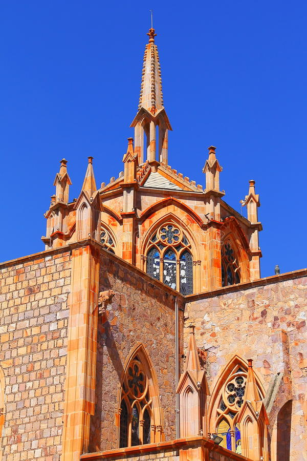 Kerk III van Fatima stock fotografie