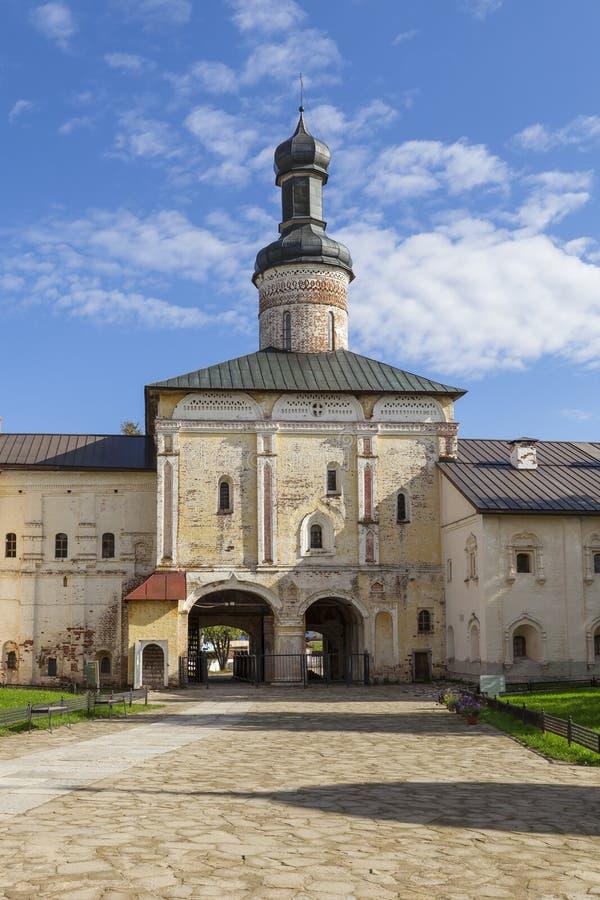 Kerk Ioann Lestvichnik royalty-vrije stock foto