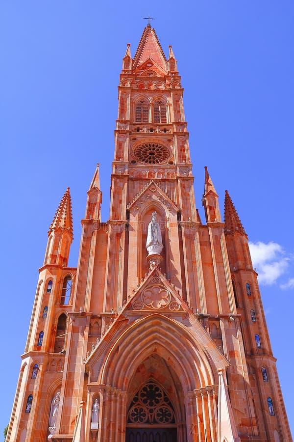 Kerk IV van Fatima royalty-vrije stock afbeeldingen