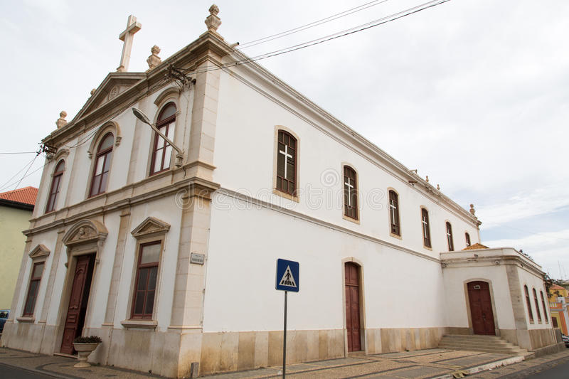 Kerk Onze Dame van Gunst stock afbeelding