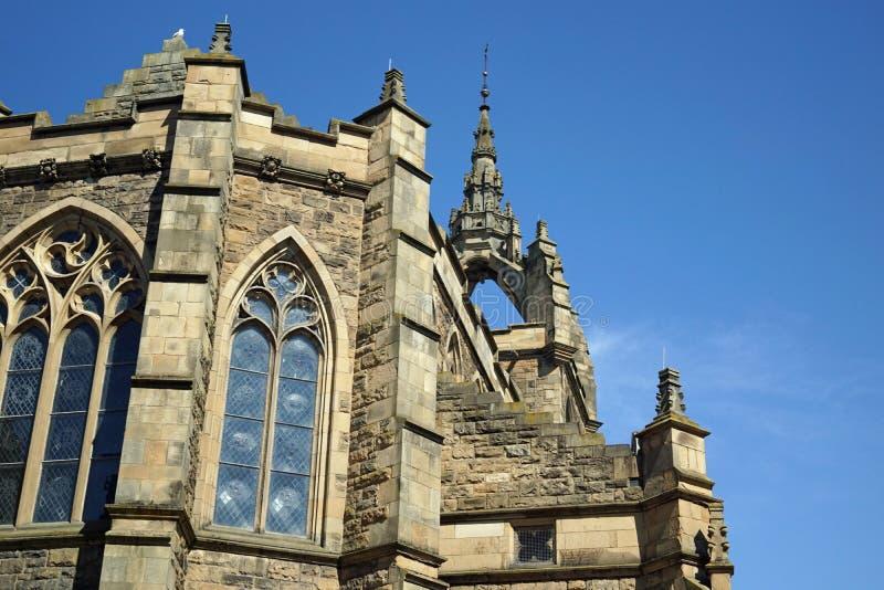 Kerk in Perth stock foto