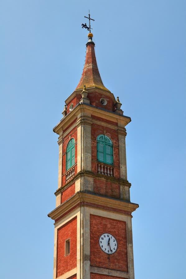 Download Kerk Van Buonacompra Di Cento. Emilia-Romagna. Italië. Stock Foto - Afbeelding bestaande uit kruis, middeleeuws: 29512448