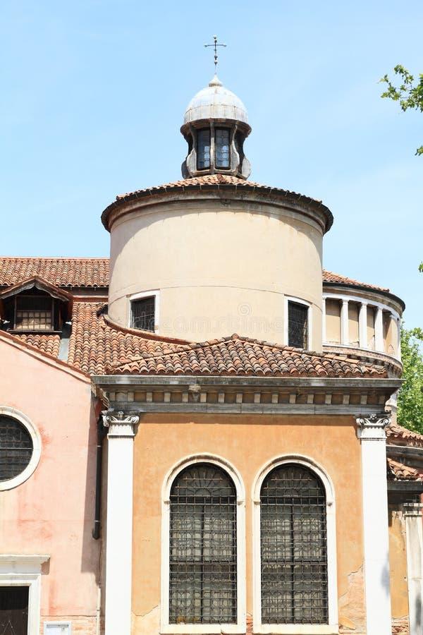 Kerk van dall'Orio van San Giacomo royalty-vrije stock foto's
