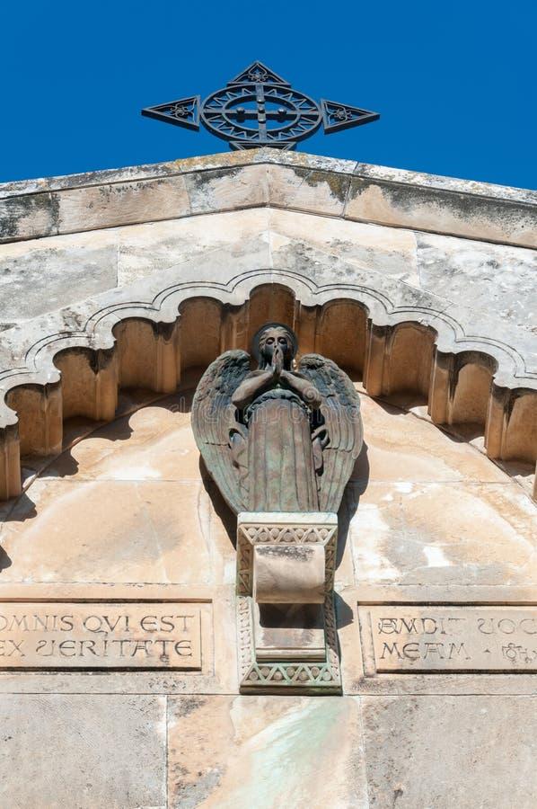 Kerk van de Flagellatie - Jeruzalem royalty-vrije stock foto's