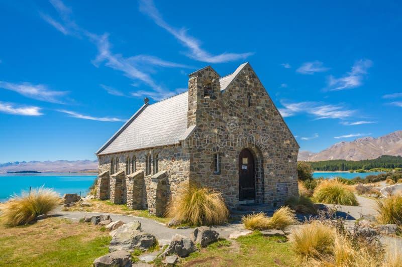 Kerk van de Goede Herder royalty-vrije stock afbeeldingen