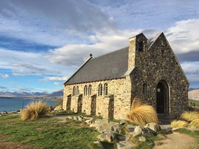 Kerk van de Goede Herder stock fotografie