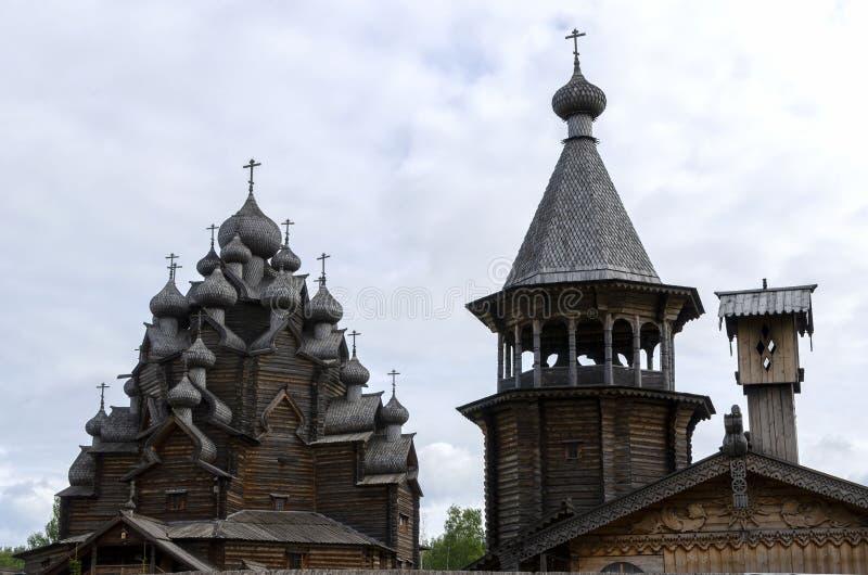 Kerk van de Interventie royalty-vrije stock foto