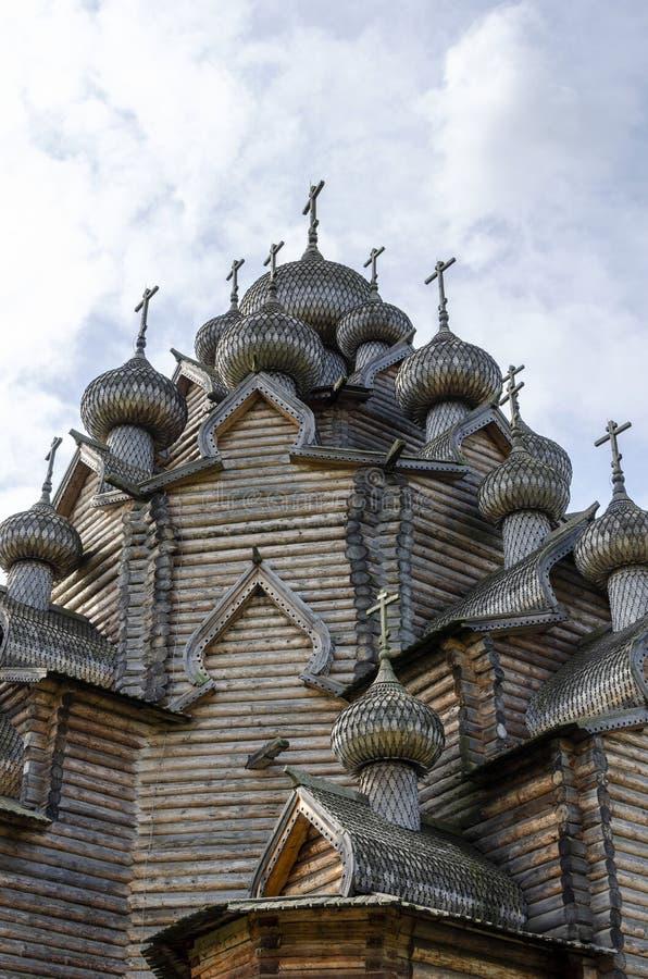 Kerk van de Interventie royalty-vrije stock afbeeldingen