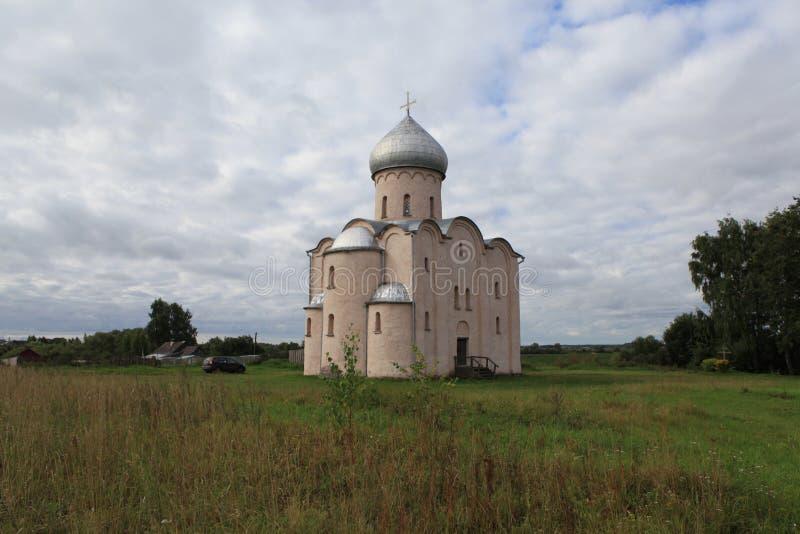 Download Kerk Van De Verlosser Op Nereditsa Stock Foto - Afbeelding bestaande uit gebied, christendom: 39103850