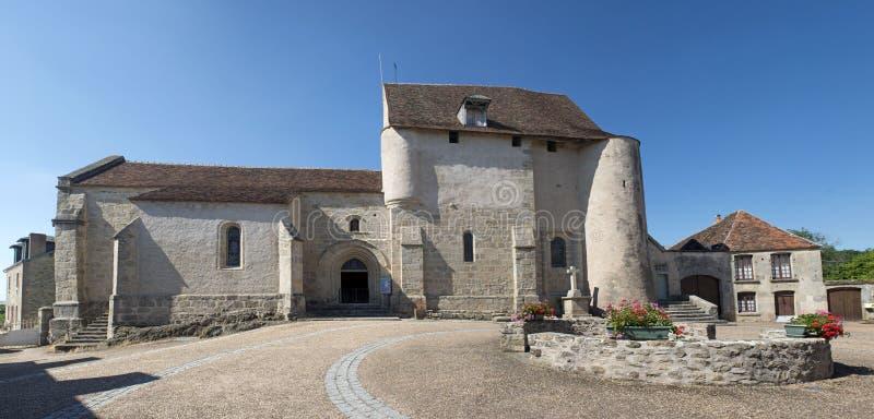 Kerk van Glenic royalty-vrije stock fotografie
