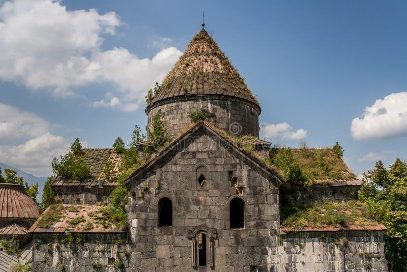 Kerk van het Hagartsin-Klooster royalty-vrije stock fotografie