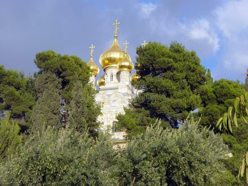 Kerk van Maria Magdalene royalty-vrije stock afbeeldingen
