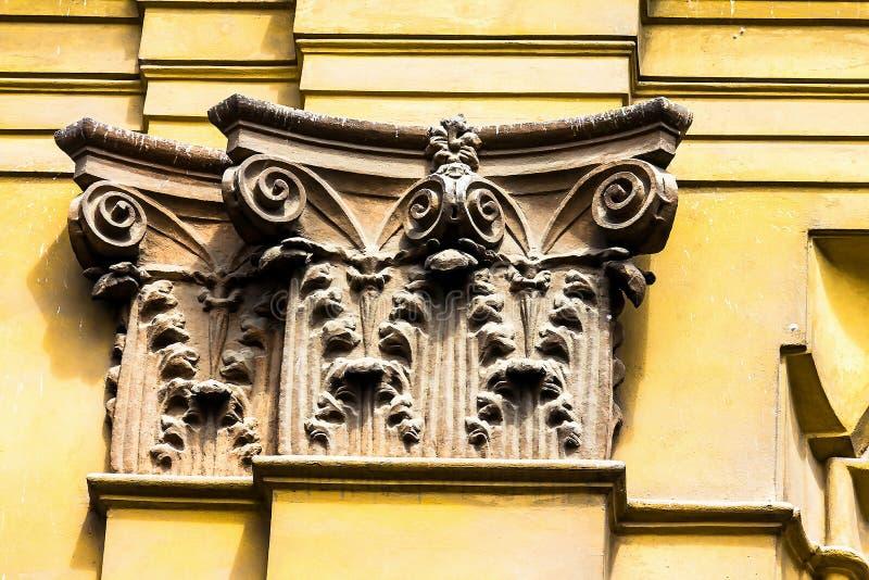 Kerk van Onze Dame Victorious Infant Jesus van tko ½ van Praag Kostel Panny Marie Vï ¿ ½ teznï ¿ ½ Prazskï ¿ ½ Jezulï ¿ stock fotografie