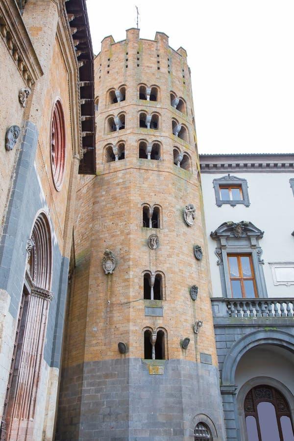 Kerk van Sant ` Andrea royalty-vrije stock foto