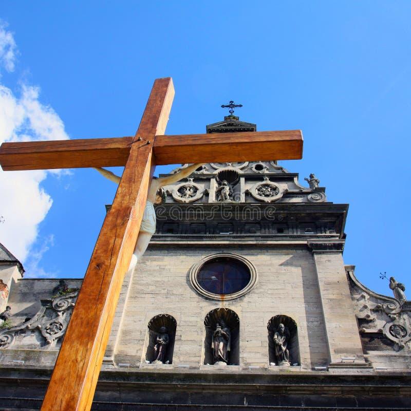 Kerk van St. Andrew royalty-vrije stock afbeeldingen