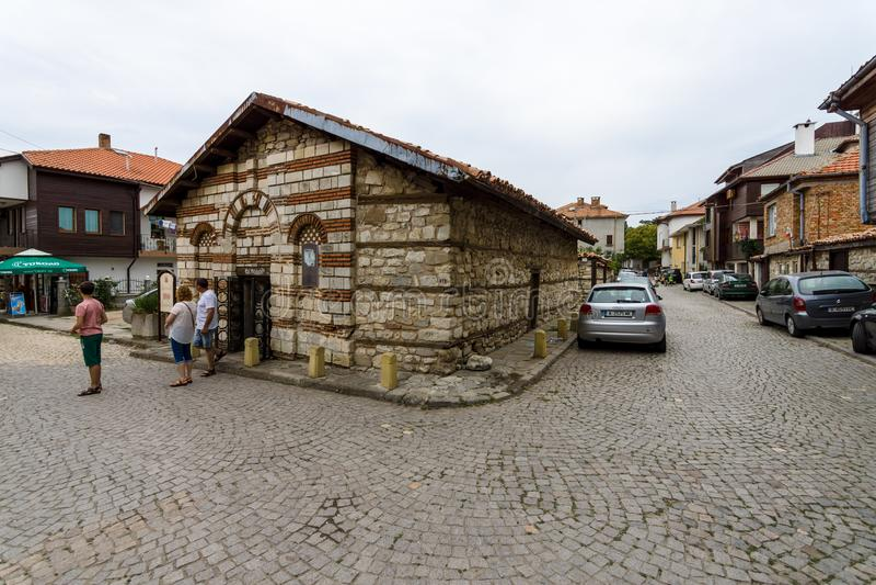 Kerk van St Theodorus II royalty-vrije stock foto's
