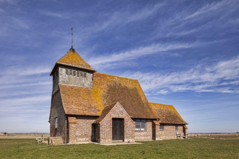 Kerk van St Thomas een Touwring royalty-vrije stock afbeeldingen