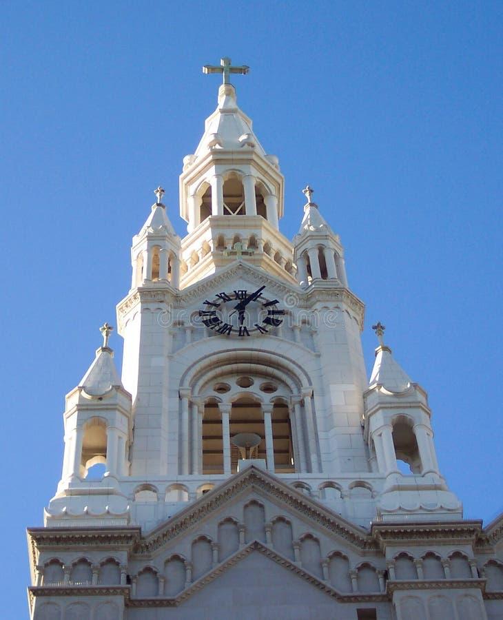 Download Kerk Van Sts. Peter En Paul Stock Afbeelding - Afbeelding bestaande uit peters, californië: 33361