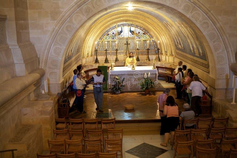 Kerk van Transfiguratie royalty-vrije stock afbeelding