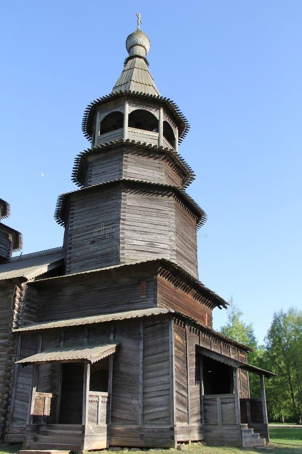 Kerk in Velikiy Novgorod royalty-vrije stock fotografie