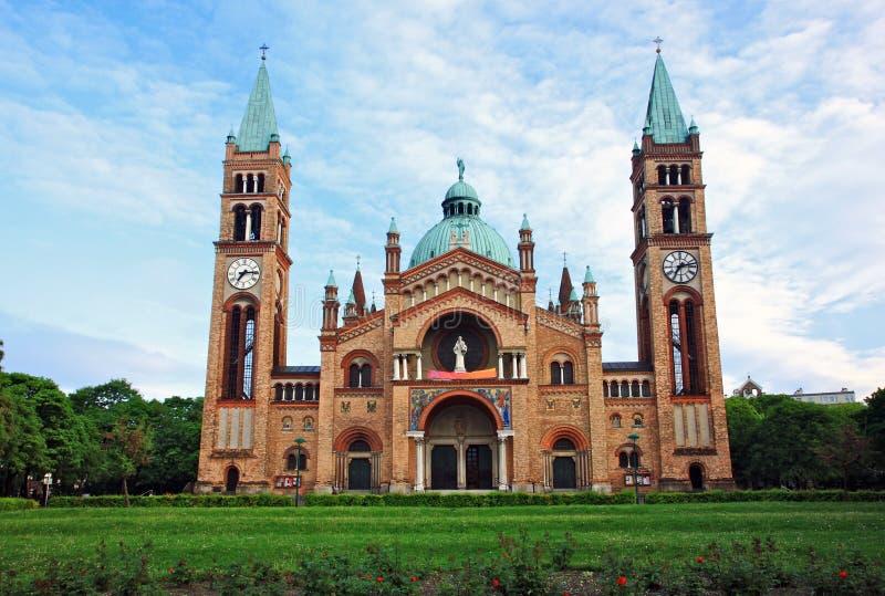 Kerk in Wenen royalty-vrije stock afbeelding