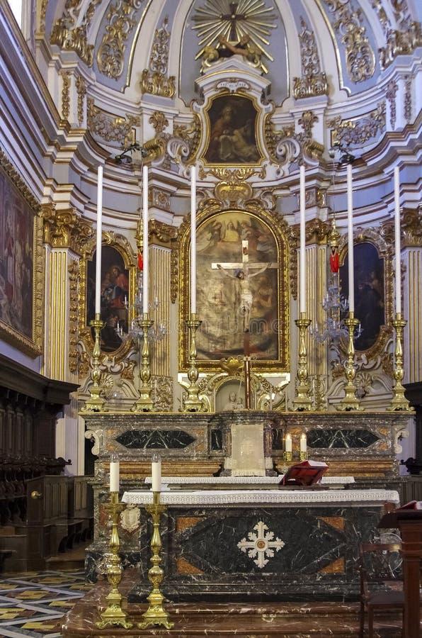 Kerken van Malta royalty-vrije stock fotografie