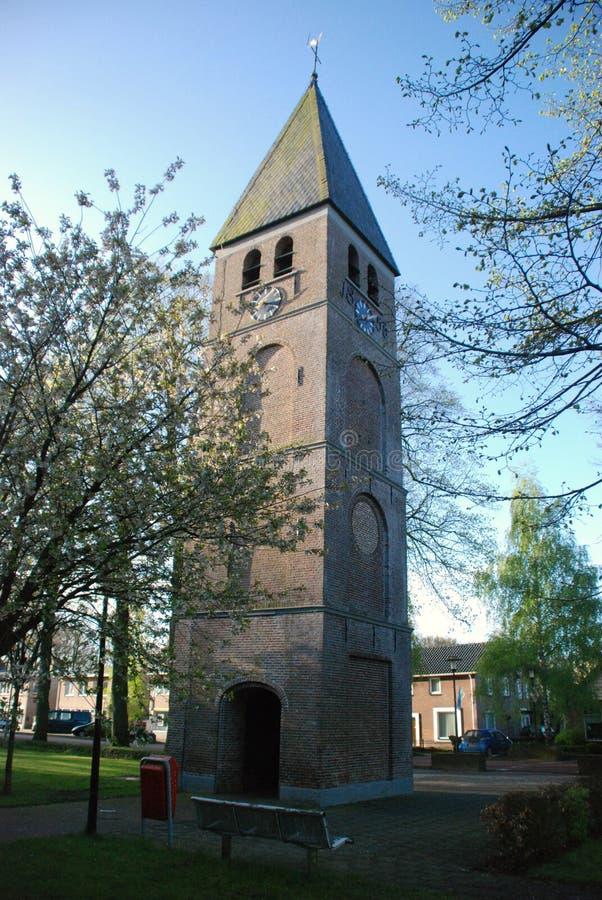 Kerktoren Nieuw Schoonenbeek Free Public Domain Cc0 Image